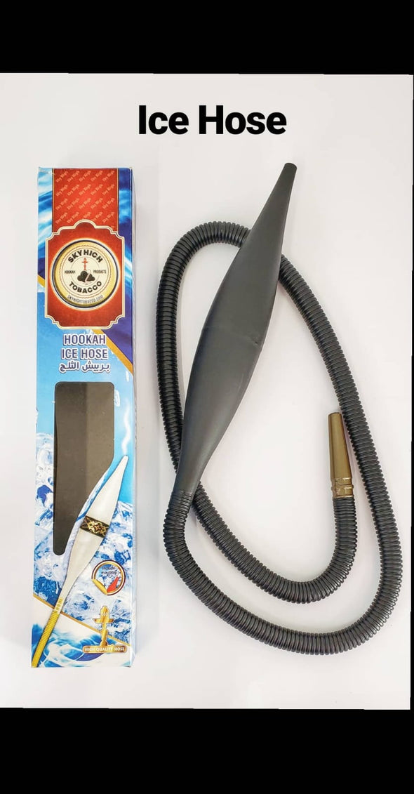 Disposable Hose with Ice