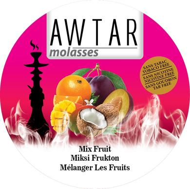 Awtar 250g Herbal Molasses (Mixed Fruit)