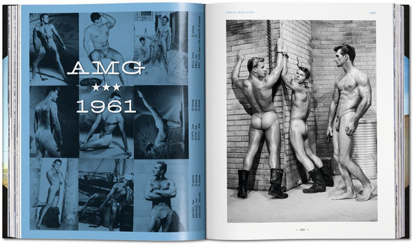 NEW BOOK! BOB MIZER:  AMG's 1000 MODEL DIRECTORY [Taschen, 2016]