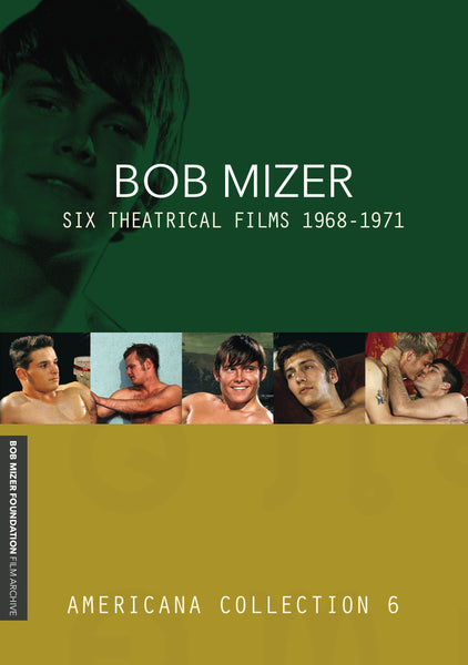 BOB MIZER: Six Theatrical Films 1968-1971