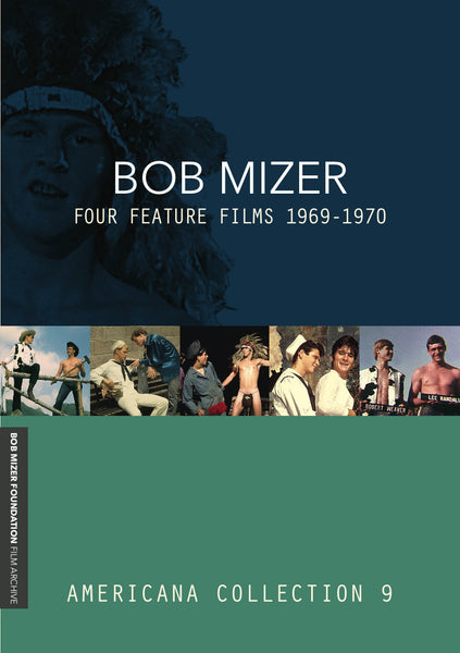 BOB MIZER: Four Feature Films 1969-1970