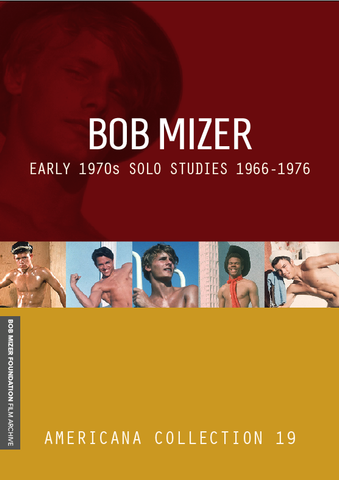 BOB MIZER: Natural Solo Studies 1966-1976
