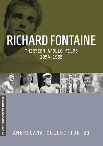 RICHARD FONTAINE: Thirteen Apollo Films 1954-1965