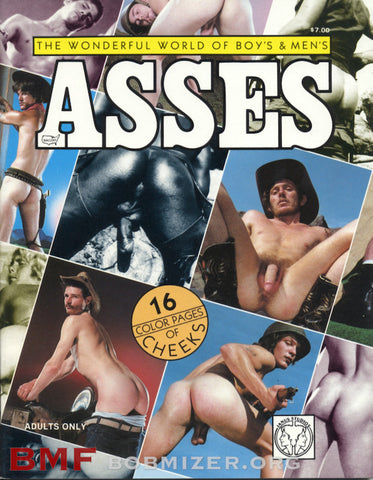 The Wonderful World of Boys and Mens Asses #1