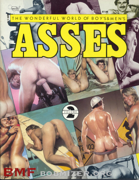 The Wonderful World of Boys and Mens Asses #2