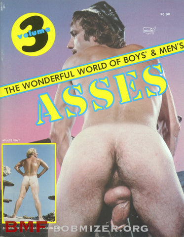 The Wonderful World of Boys and Mens Asses #3