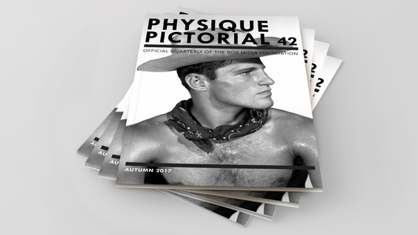 Physique Pictorial Subscription w/shipping OUTSIDE USA [Year - 4 Issues]