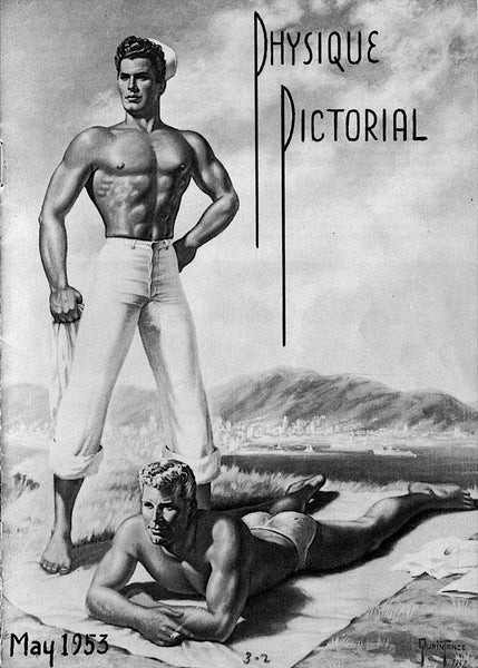 Physique Pictorial V03N02 [May 1953]