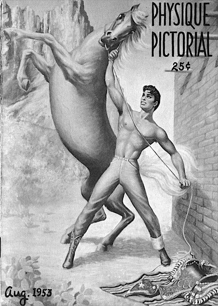 Physique Pictorial V03N03 [August 1953]