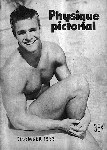 Physique Pictorial V03N04 [December 1953]