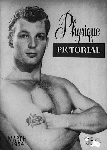 Physique Pictorial V04N01 [March 1954]
