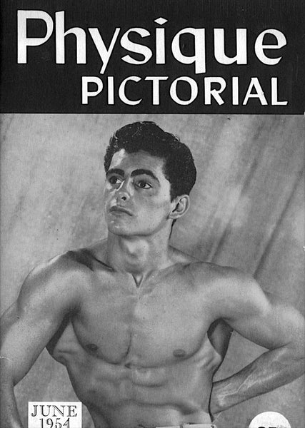 Physique Pictorial V04N02 [June 1954]