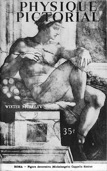 Physique Pictorial V04N04 [Winter 1954]