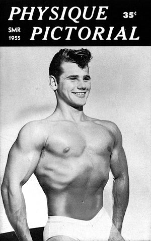 Physique Pictorial V05N02 [Summer 1955]