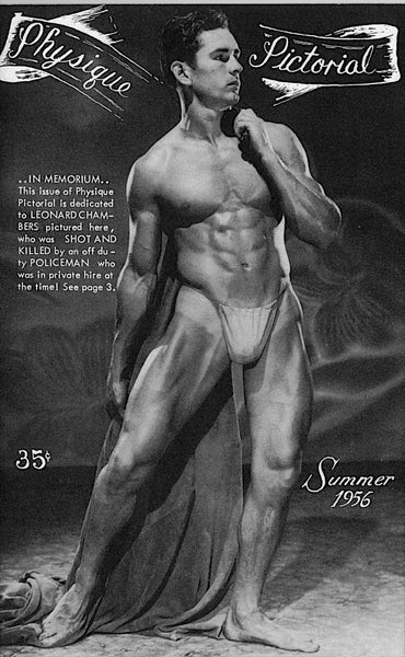 Physique Pictorial V06N02 [Summer 1956]