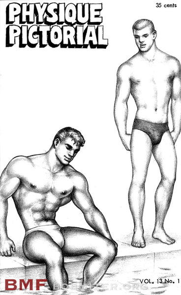 Physique Pictorial V13N01 [August 1963]