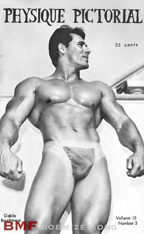 Physique Pictorial V15N04 [September 1966]