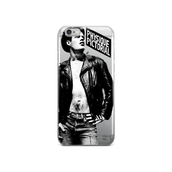 David Mineric | Physique Pictorial iPhone case