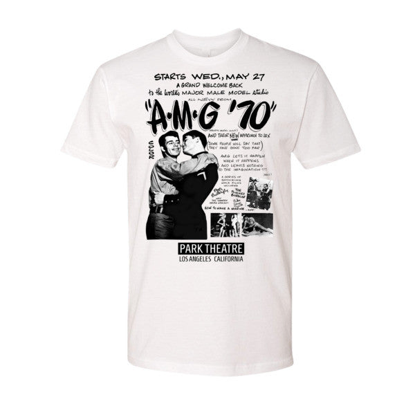 Park Theatre | AMG '70 Short sleeve T-Shirt