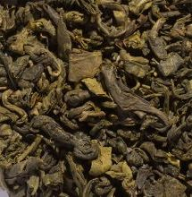 GUNPOWDER  MINT - Flavoured Green Tea