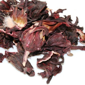 HIBISCUS FLOWERS  - Herbal