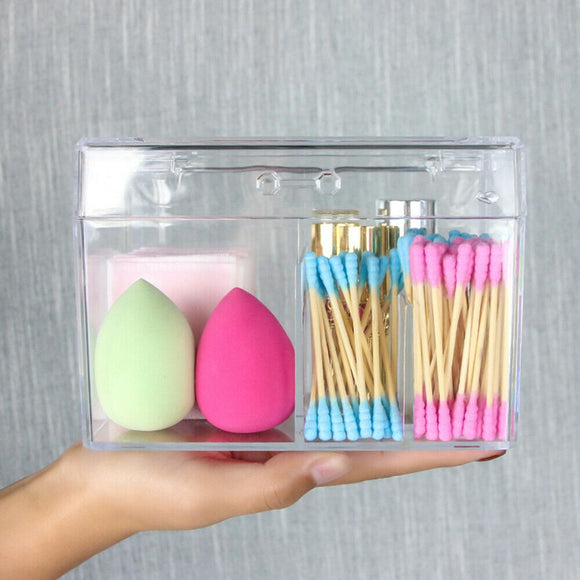 Cotton Pads Storage Box
