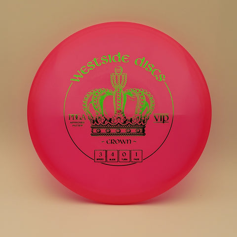 Westside Discs VIP Crown