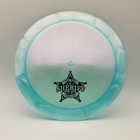 Dynamic Discs Lucid-X Sheriff (Paige Shue Signature Series)