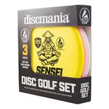 Discmania Active Soft Starter Set