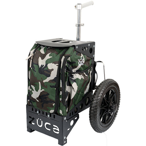 Zuca Compact Cart (Dynamic Discs Edition)
