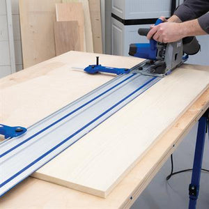Kreg Adaptive Cutting System Saw + Guide Track Kit
