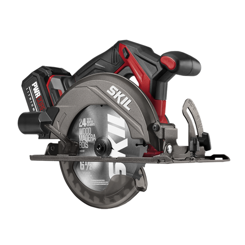 Skil PWRCORE 20™ Brushless 20V 6-1/2'' Circular Saw Kit