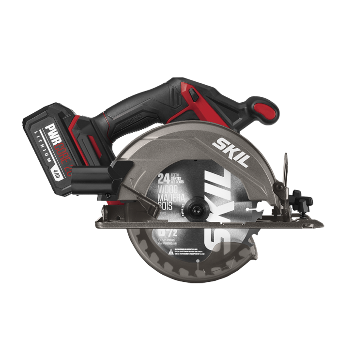 Skil PWRCORE 20™  20V 6-1/2'' Circular Saw Kit