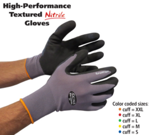 Skins High Performance Work Gloves