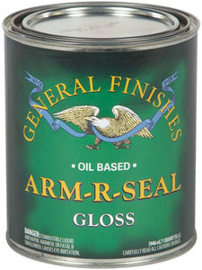 General Finishes-Oil Based Topcoat (Quart)