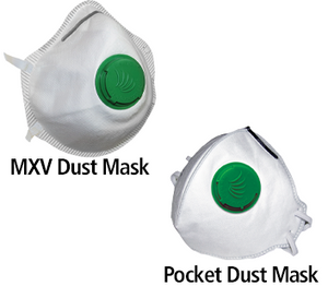 MXV Pocket Dust Mask & Pocket Dust Mask