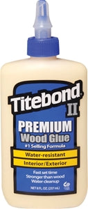 Titebond II Premium Wood Glue (8oz)