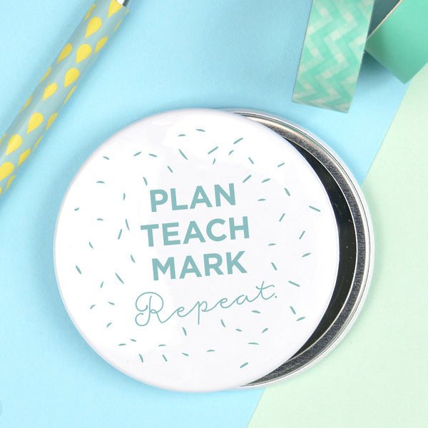 Teacher pocket mirror