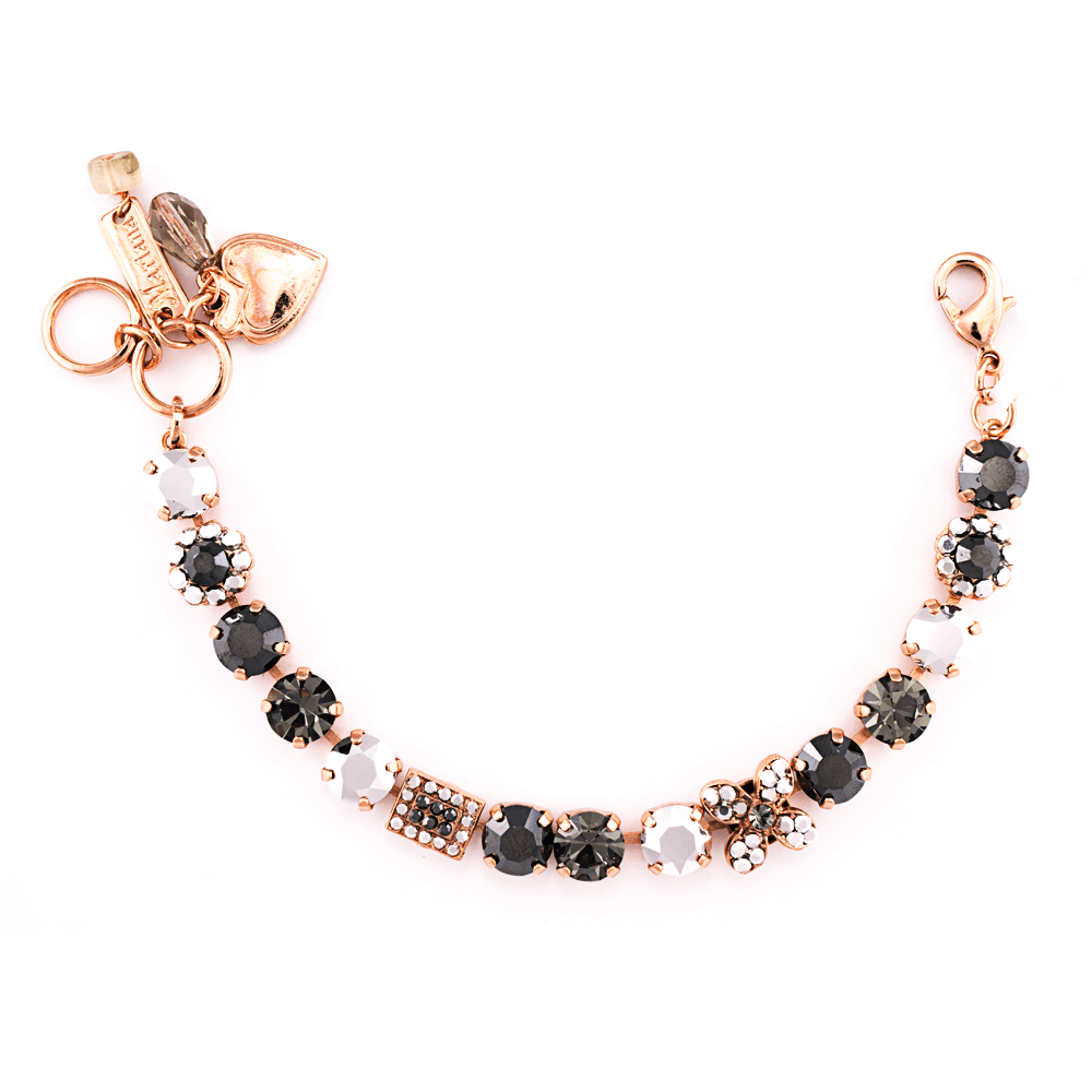 Mariana Rose Gold Plated Bracelet | Roxanne's Jewellery | 747RG