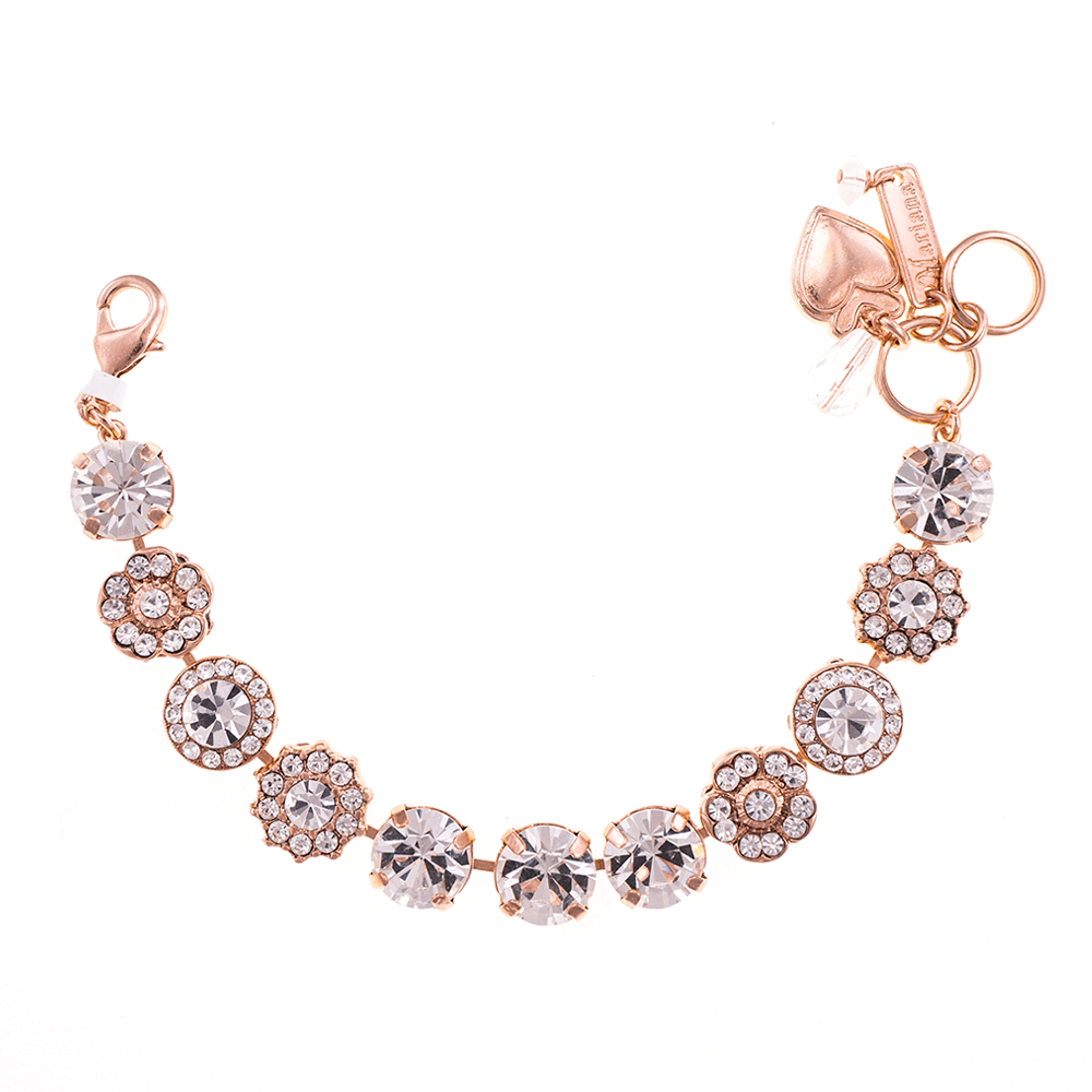 Mariana Rose Gold Plated Bracelet | Roxanne's Jewellery | 001001RG