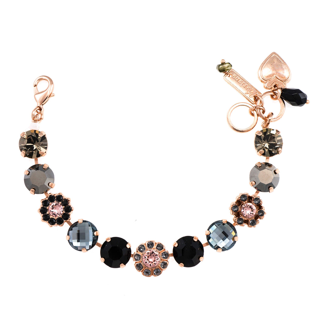 Mariana Rose Gold Plated Bracelet | Roxanne's Jewellery | 1073RG