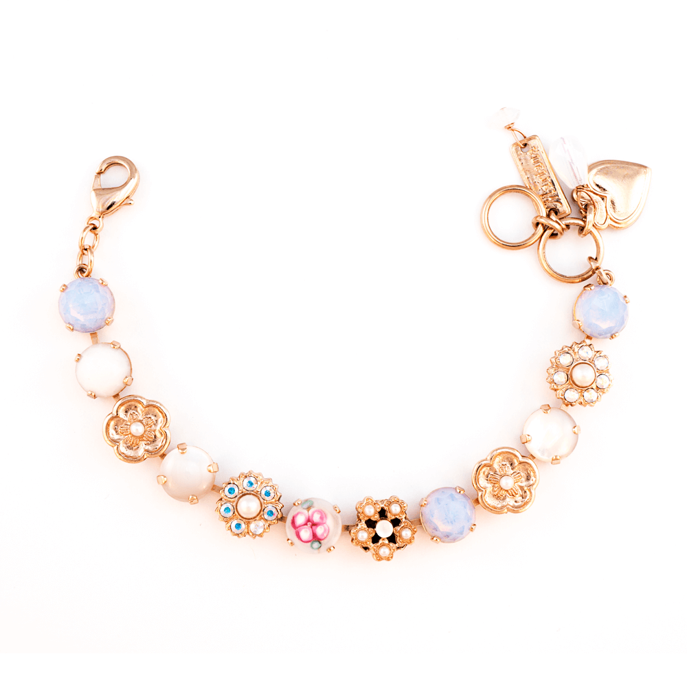 Mariana Rose Gold Plated Bracelet | Roxanne's Jewellery | M1201RG
