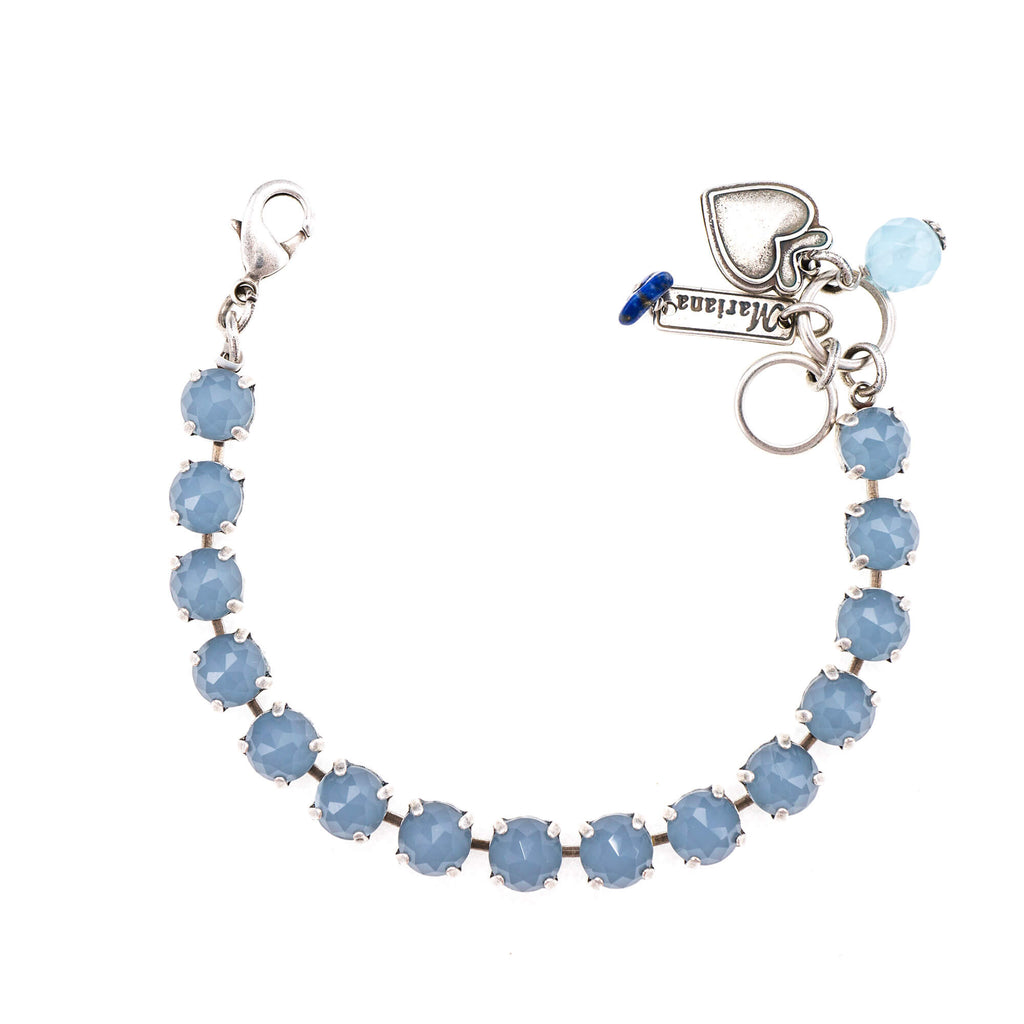 Mariana Silver Plated Bracelet | Roxanne's Jewellery | M82M82SP