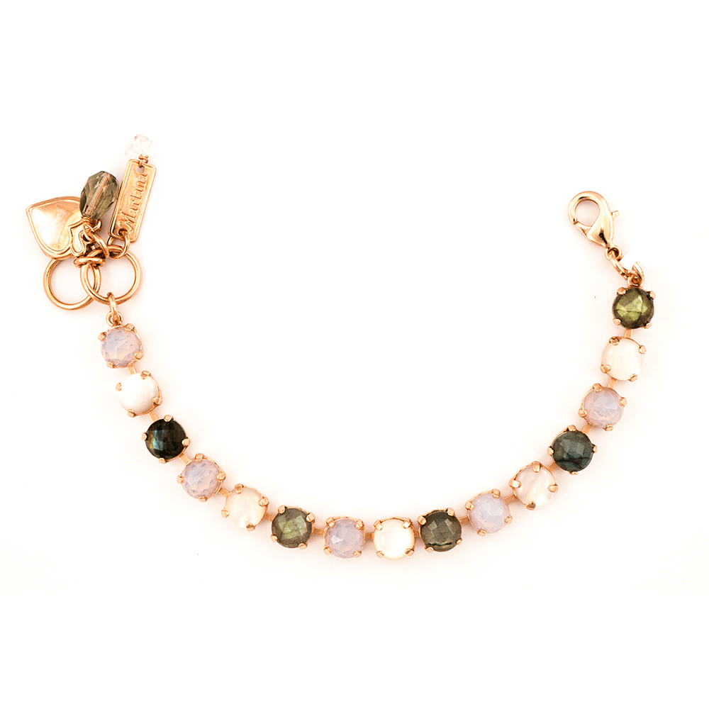 Mariana Rose Gold Plated Bracelet | Roxanne's Jewellery | 1006RG