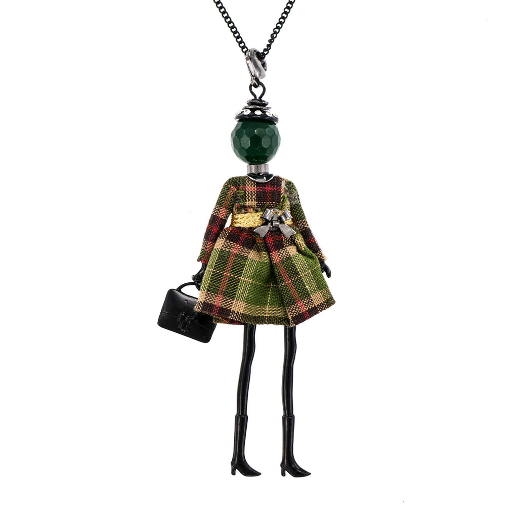 Bambola in Stile Glasgow-Green | Roxanne's Jewellery