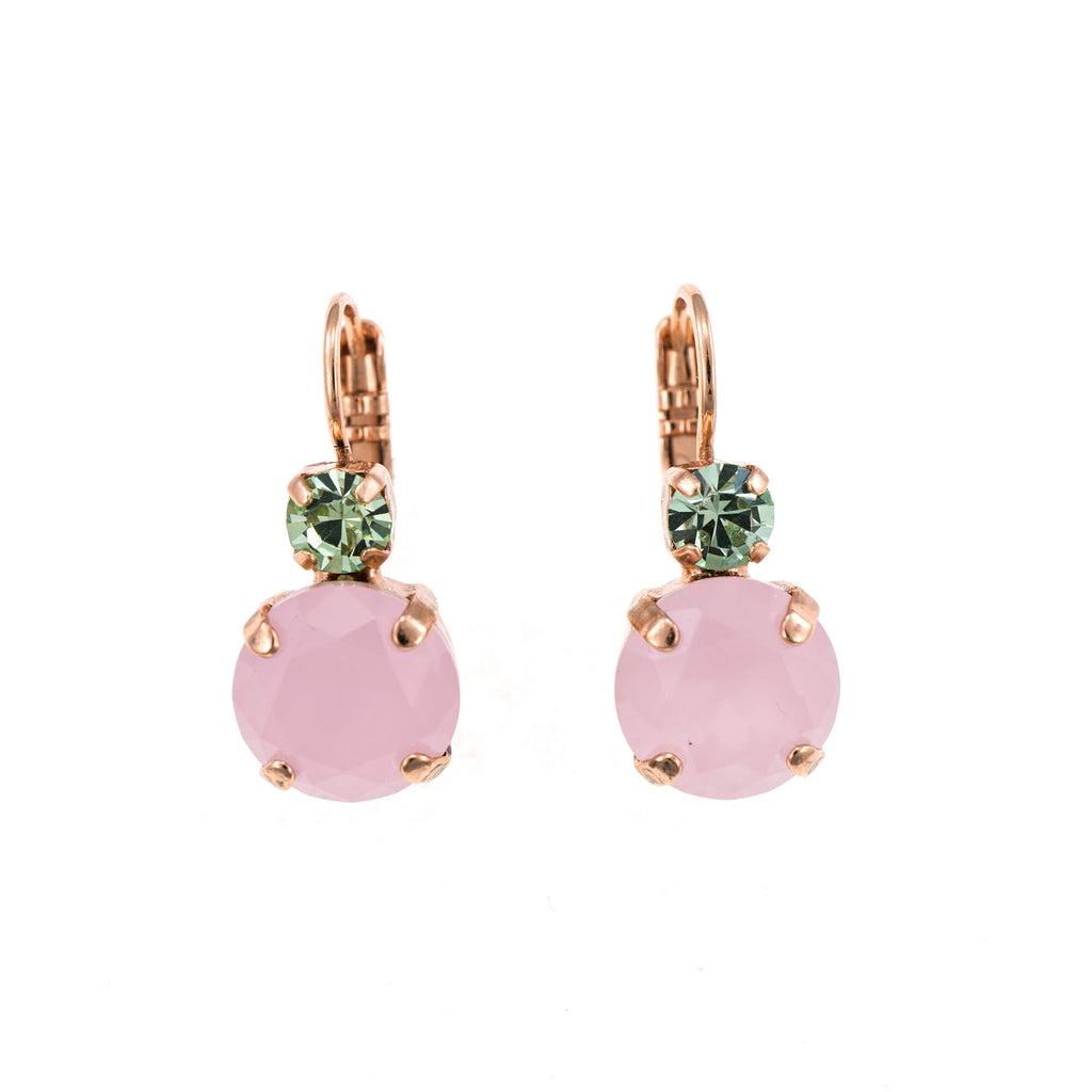 Mariana Rose Gold Plated Earrings | Roxanne's Jewellery | 1067RG6