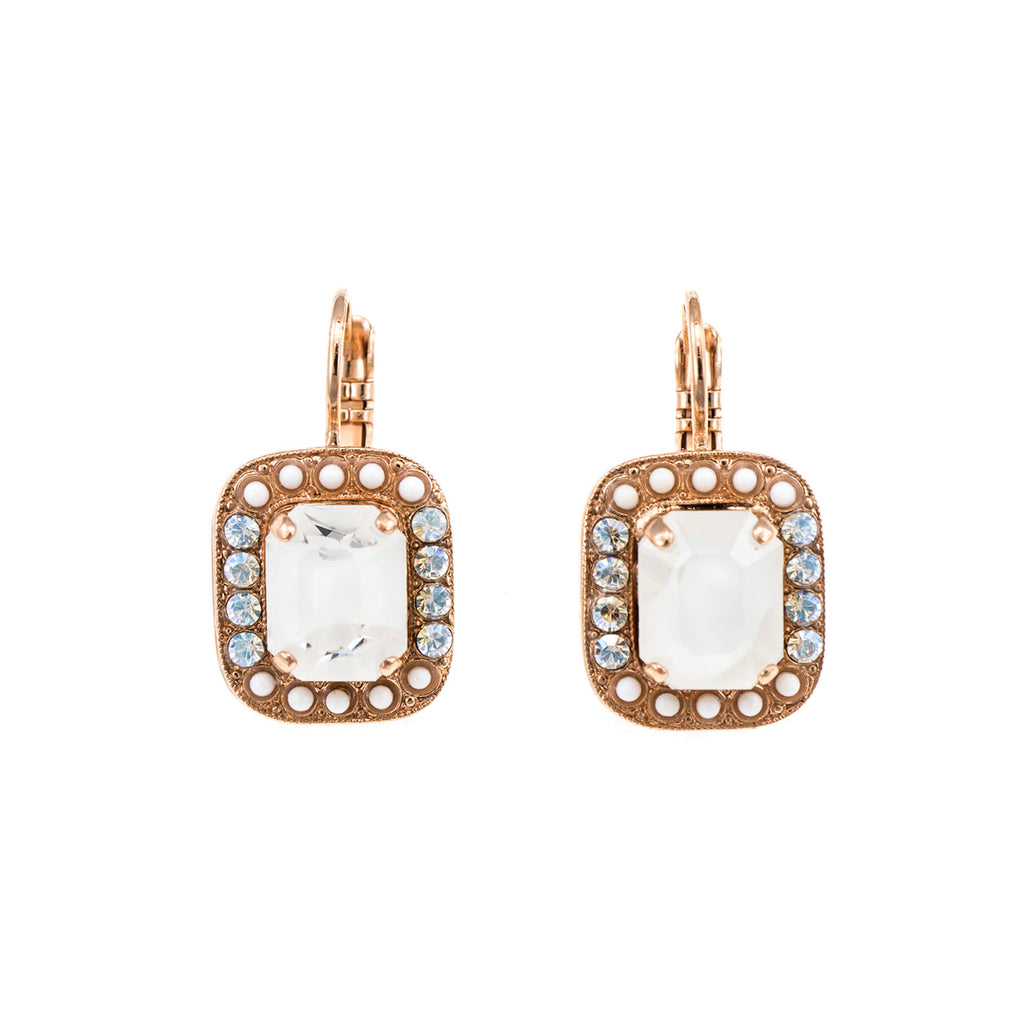 Mariana Rose Gold Plated Earrings | Roxanne's Jewellery | 5087RG6