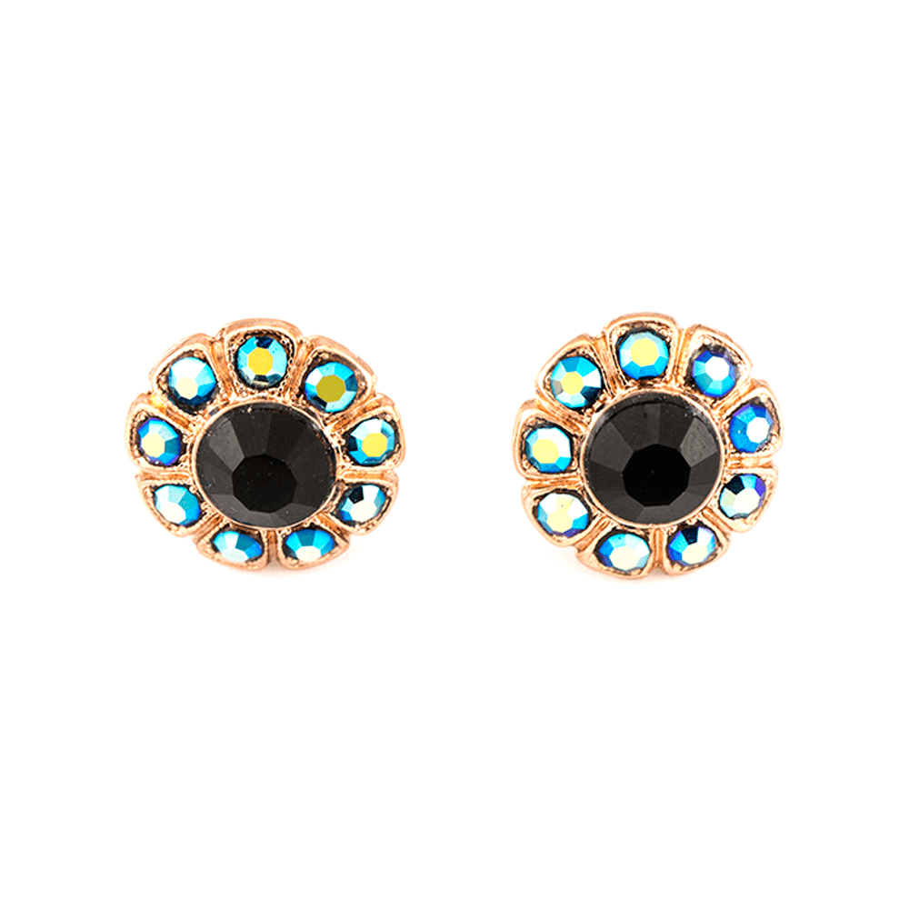 Mariana Rose Gold Plated Earrings | Roxanne's Jewellery | 667RG2