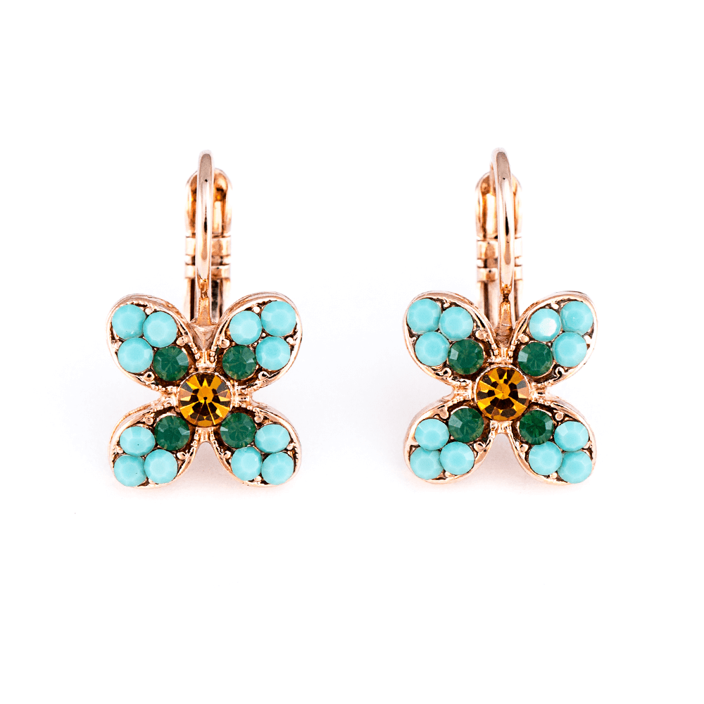 Mariana Rose Gold Plated Earrings | Roxanne's Jewellery | 1007RG6