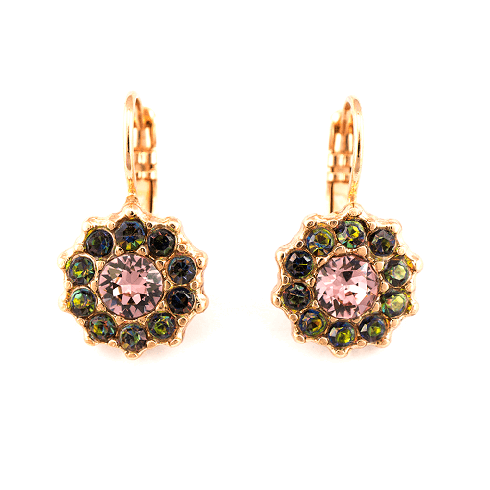 Mariana Rose Gold Plated Earrings | Roxanne's Jewellery | 1021RG6